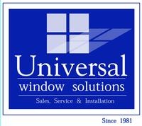 Universal Window Solutions Logo
